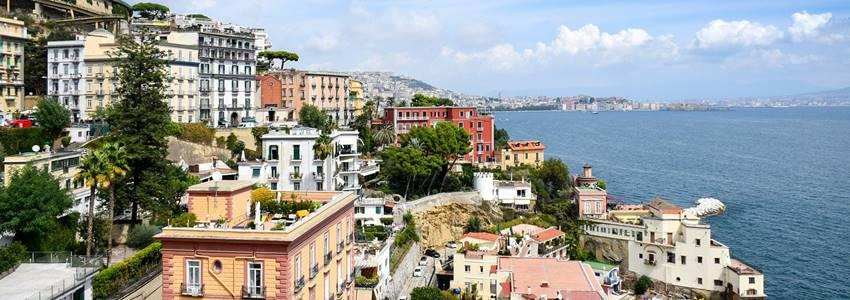 Reiseguide for Napoli – de beste attraksjonene og anbefalinger